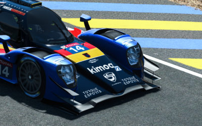 F1 legends Alonso and Barrichello ready for 24 Hours of Le Mans Virtual with Torque Esports
