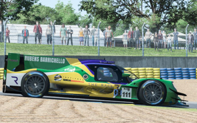 Triple Crown titles to be decided at Le Mans with Barrichello returning in Legends Trophy
