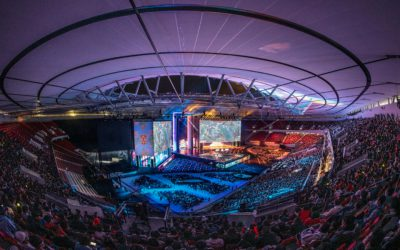 Stream Hatchet teams with Riot Games to measure record-setting League of Legends World Championship