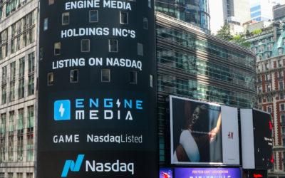 Engine Media Announces Effectiveness of Registration Shelf and Listing Date for Nasdaq Global Market