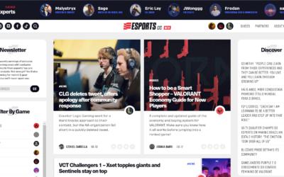 Frankly Media, a Subsidiary of Engine Media, Announces Esports Media Partnership to Monetize Digital Properties