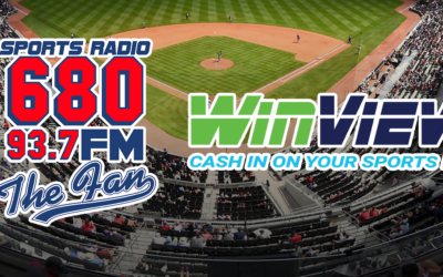 Engine Media's WinView Games Announces Partnership with Atlanta Radio Station 680 The Fan